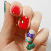 disney inspired manicures