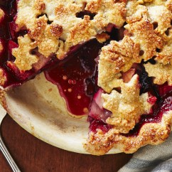 Ideas For Decorating Your Living Room Christmas Yellow Harvest Pear-blackberry Pie