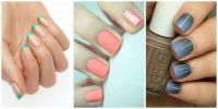 Nail Art Inspired by Pantone Spring 2016 Colors ...