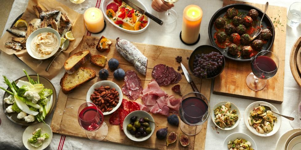 Holiday Entertaining Tricks Party Tips To Steal From Caterers