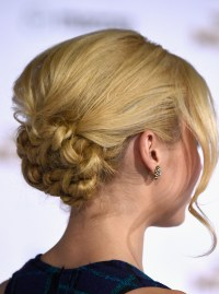 Hairstyles For Long Hair Braids Bun | www.pixshark.com ...