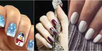 16 Winter Nail Art Ideas  Designs for New Year's and ...