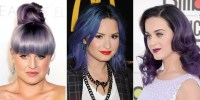 22 Beautiful Purple Hair Color Ideas  Purple Hair Dye