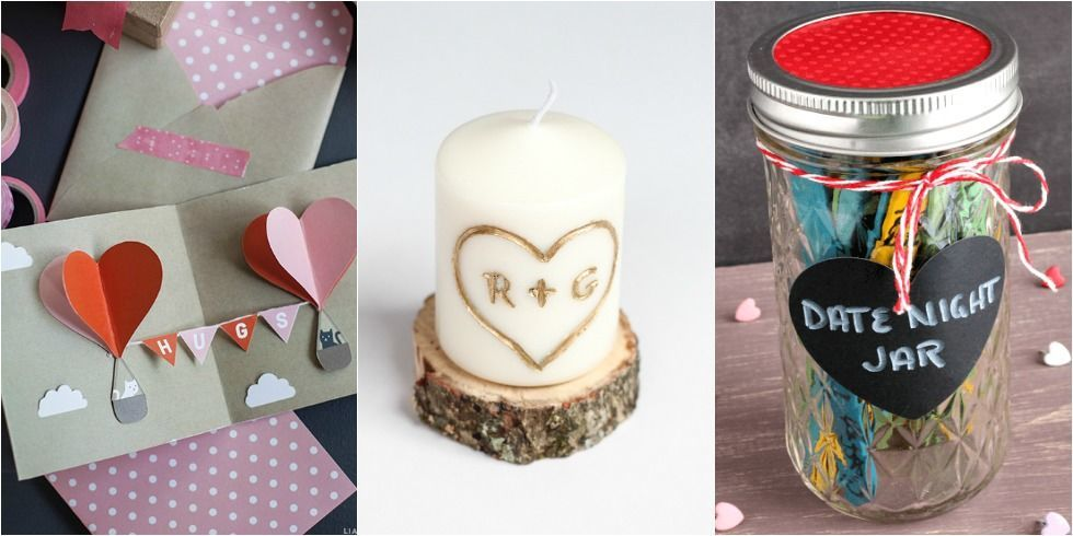 21 DIY Valentines Day Gift Ideas  21 Easy Homemade