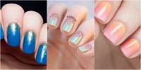 24 Glitter Nail Art Ideas - Tutorials for Glitter Nail Designs