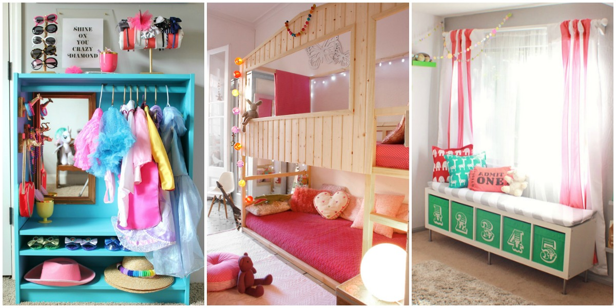 IKEA Hacks for Organizing a Kids Room  Toy Storage