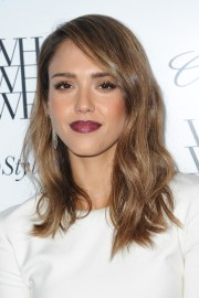 celebrity wavy hairstyles