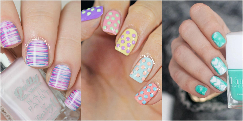 21 Cute Easter Nail Designs