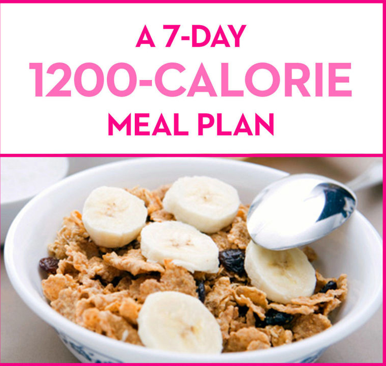 healthy meal plans for women to lose weight 1200 calorie diet menu 7