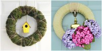 30+ DIY Easter Wreaths - Ideas for Easter Door Decorations ...
