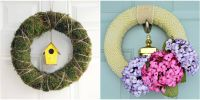Door Decorations & Backyards:Decoration Christmas Door