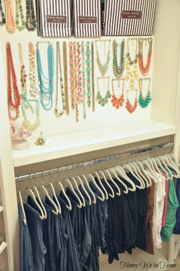 15 Creative Closet Organizing Amp Storage For Your Home
