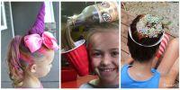 Crazy Hair Day Ideas - 16 Wacky Hairstyles