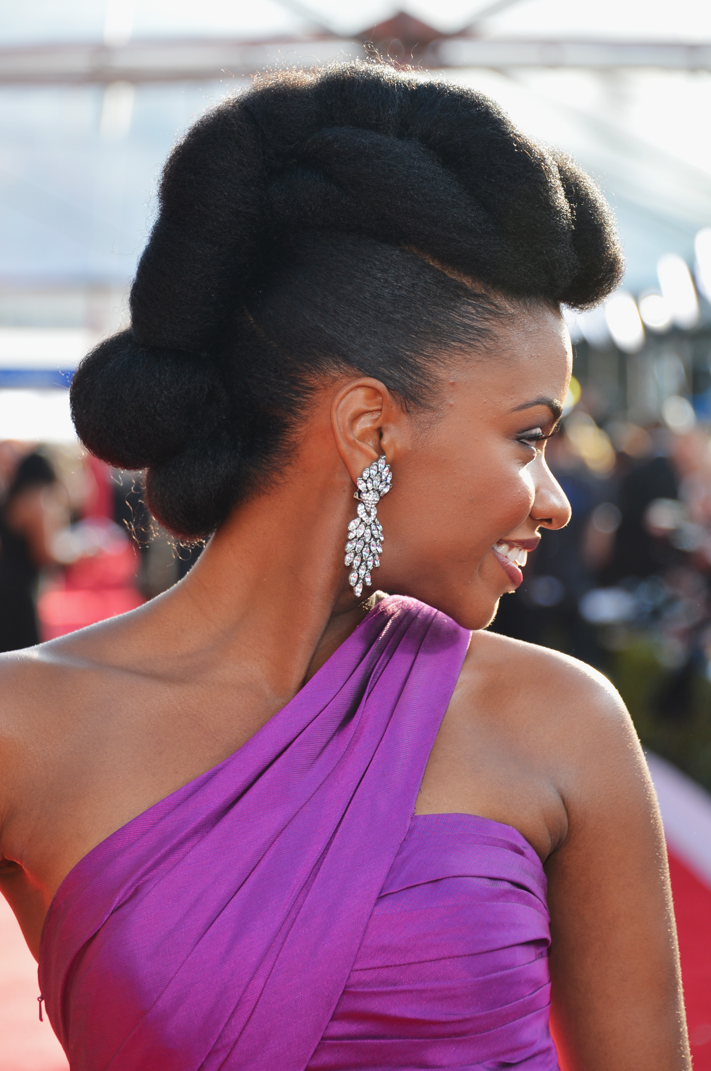 10 Easy Natural Hairstyles For Black Women Ideas For Short