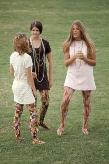 High School Fashions 1969
