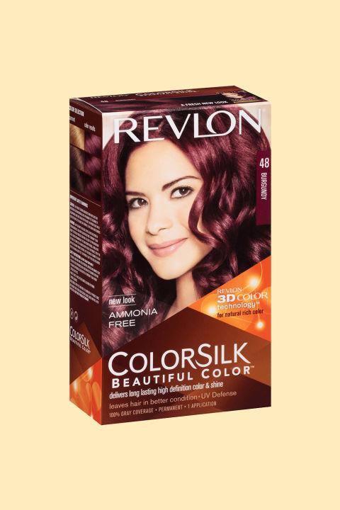 Revlon Auburn Hair Color