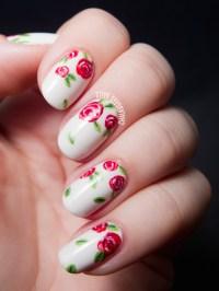 Beautiful Nail Designs for Weddings - Bridal Nail Art Ideas