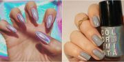 holographic nails instagram's