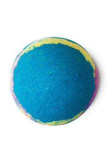 "($7, lush.com) Give the gift of some me time with this intergalactic bath ""bomb"" from Lush. When she drops the peppermint bomb in the bath, it dissolves and changes the color of the water to a bright neon — but won't wreck your tub."