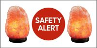 Himalayan Rock Salt Lamps Recalled Due to Fire Risk ...