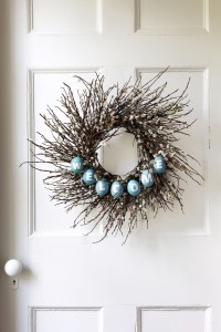 Outdoor Easter Wreaths - Spring And Easter Wreath Decor