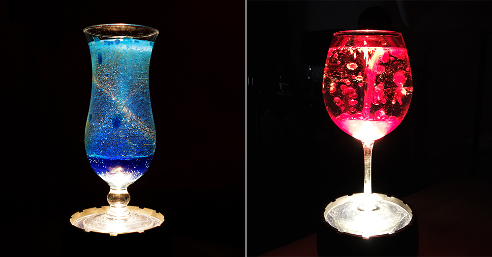 How To Make A Lava Lamp With Alka Seltzer DIY Projects