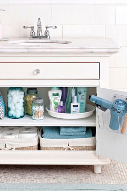 17 Bathroom Organization Ideas  Best Bathroom Organizers