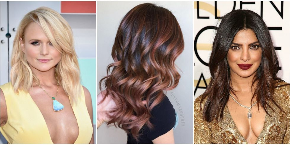 2017 Hair Color Trends New Hair Color Ideas For 2017