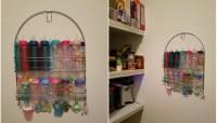 Genius Baby Bottle Storage Hack - Mom Uses Shower Caddy ...