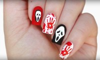 50+ Halloween Nail Art Ideas - Easy Halloween Nail Polish ...