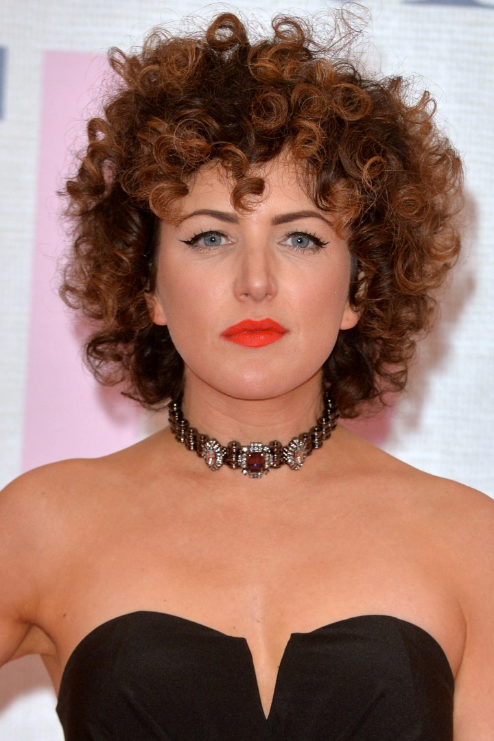 15 Celebrity Short Curly Hair Ideas Short Haircuts and