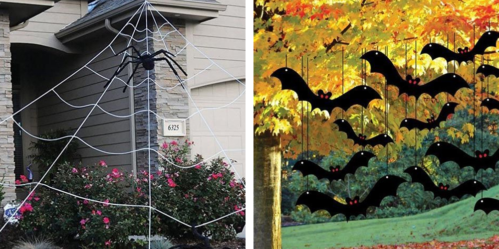 15 Best Outdoor Halloween Decoration Ideas