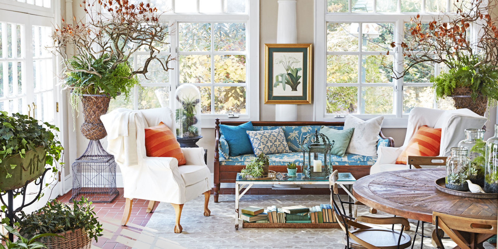 10 Sunroom Decorating Ideas