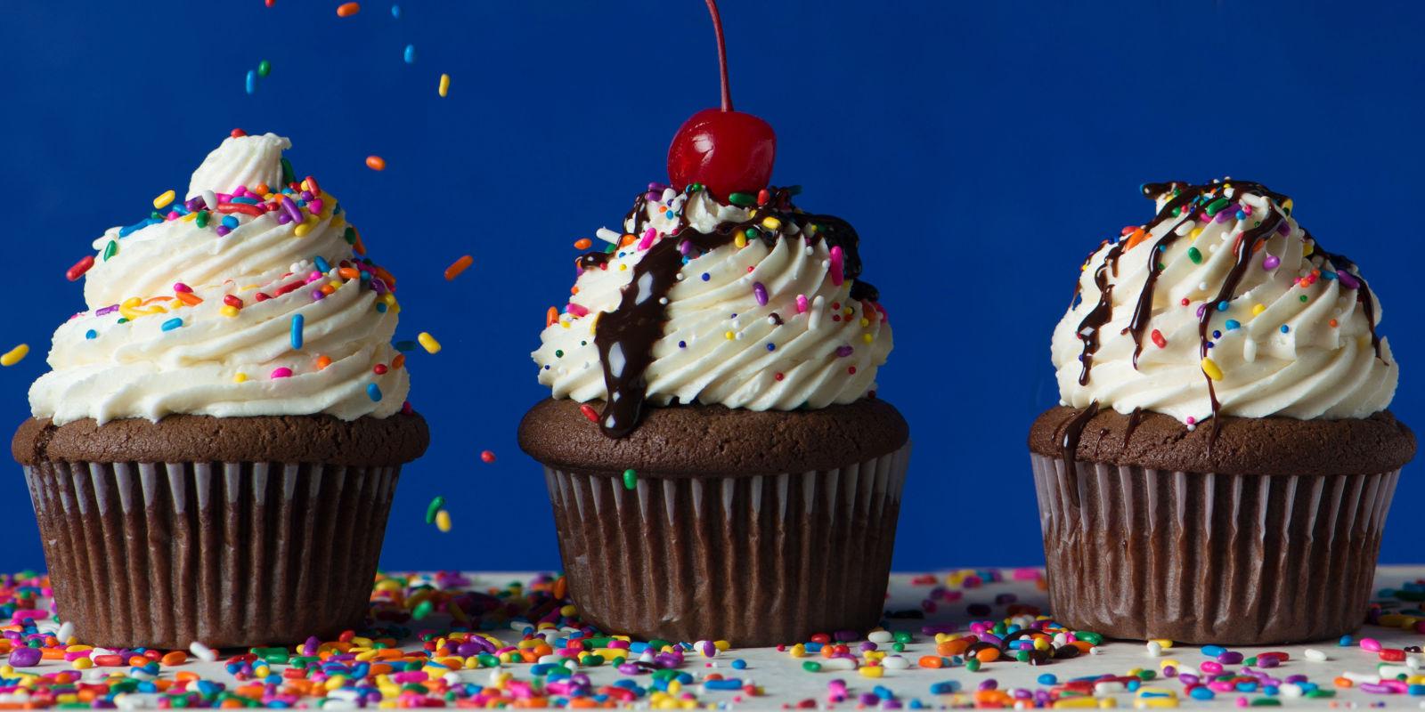 How To Make Chocolate Sundae Cupcakes  Best Chocolate Sundae Cupcake Recipe