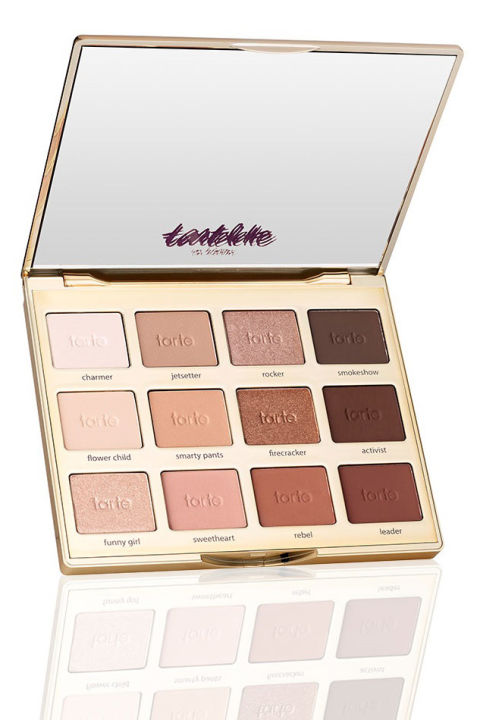 "$46 BUY NOW Made with the brand's signature Amazonian clay formula for long wear, this palette offers a mix of mattes and metallics. ""The mattes blend so easily and the metallics apply like a dream,"" reads one of the 1,000+ five-star reviews on Ulta."