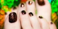 12 Cute Toe Nail Art Designs 2018 - Best Toenail Polish Ideas