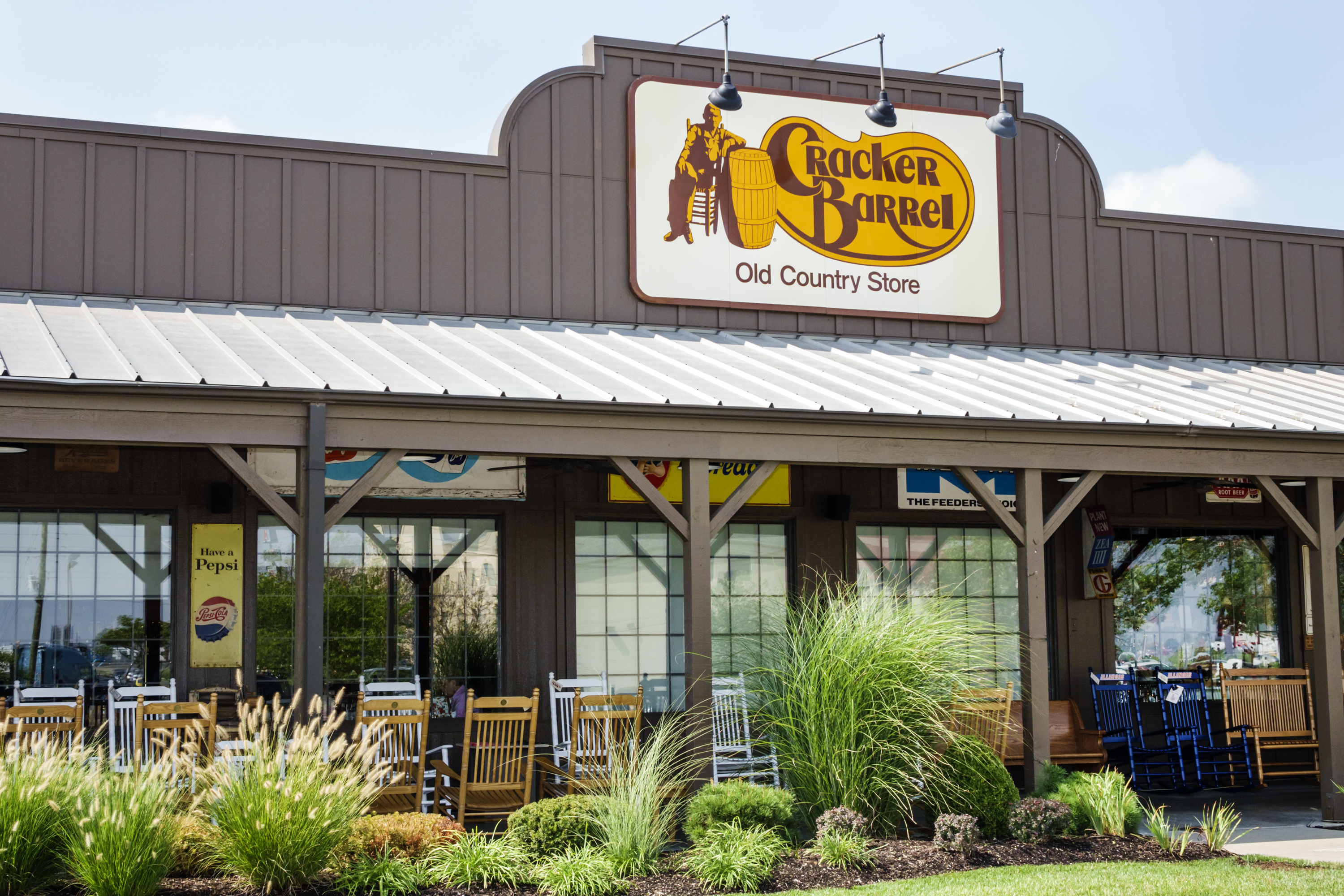cracker barrel rocking chair reviews mid century club what restaurants are open on christmas day and eve 2018
