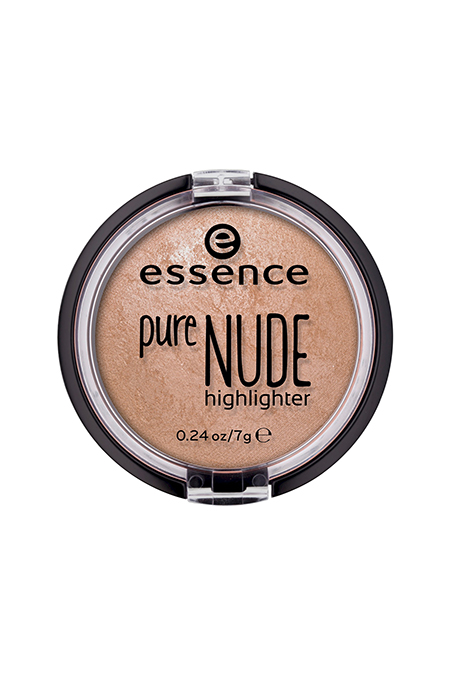 essence pure nude highlighter be my highlight