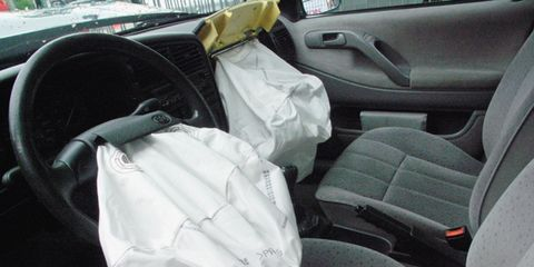 Crash Test Video Shows Dangers Of Car Seats And Puffy