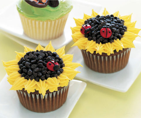 CUPCAKE DECORATING IDEAS  For childrens
