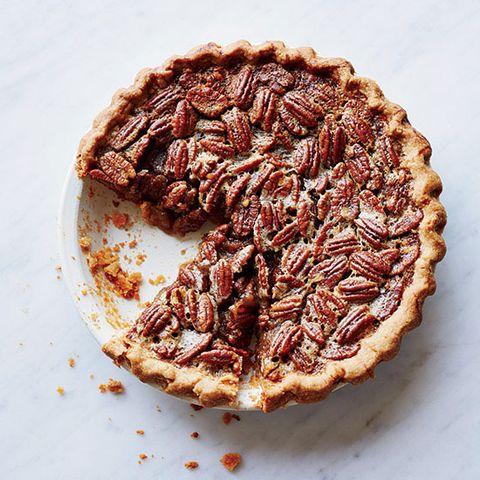 Bourbon-Pecan Pie