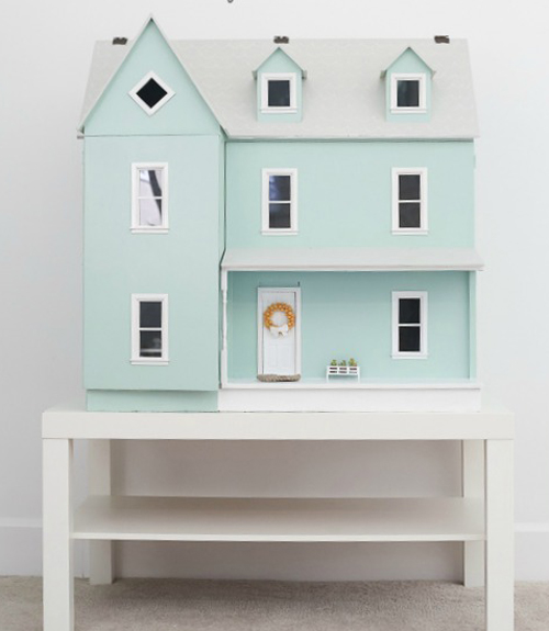 Dollhouse Tour Dollhouse Decorating Ideas