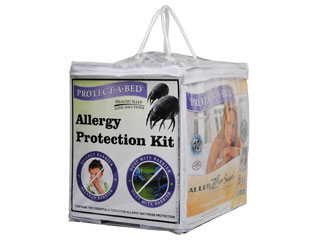 Protect A Bed Allergy Protection Kit