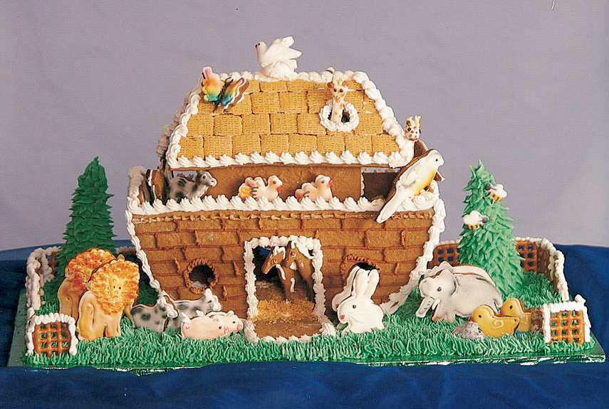 34 Amazing Gingerbread Houses Pictures Of Gingerbread House Designs