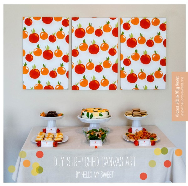 Diy Ways Decorate Blank Canvas - Decorating Crafts