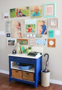 Unique Gallery Wall Ideas - How to Hang a Gallery Wall