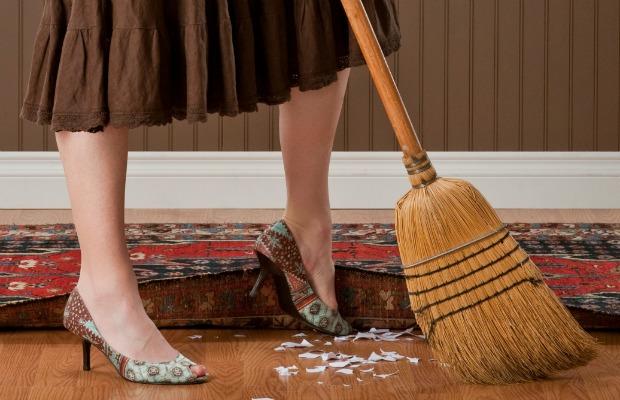 Fake a Clean House