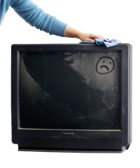 TV Cleaning Tips - How to Clean a Flat Screen TV