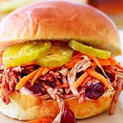 Kitchen Appliances Stores Honest Zeal Pulled Cran Turkey Sandwiches Recipe