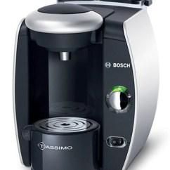 Bosch Kitchen Machine Home Depot Sinks Undermount Tassimo Hot Beverage Model Coffeemaker Review